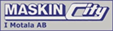 Maskin City i Motala AB logo