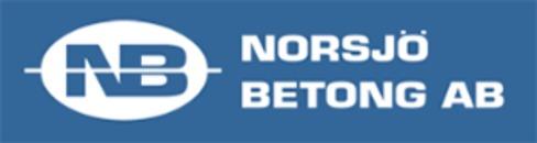 Norsjö Betong AB logo