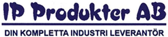 IP Produkter i Reftele AB logo