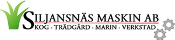 Siljansnäs Maskin logo
