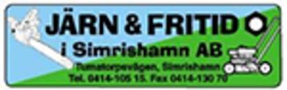 Järn & Fritid i Simrishamn AB logo