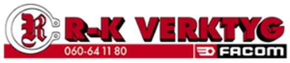 R-K VERKTYG logo