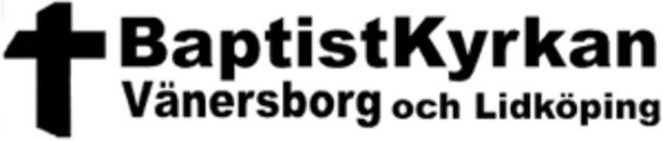Baptistkyrkan i Lidköping logo
