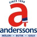 Anderssons Måleri Nordsjö Idé & Design logo