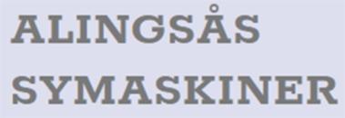 Alingsås Symaskiner logo