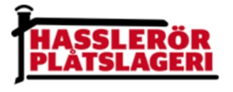 Hasslerör Plåtslageri AB logo