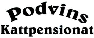 Podvins Kattpensionat logo