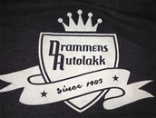Drammens Autolakk AS logo