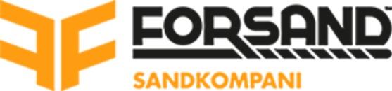 Forsand Sandkompani logo