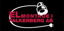 Elmontage i Falkenberg AB logo