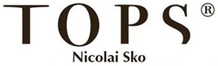 Tops Nicolai Sko logo