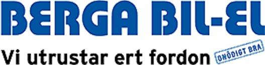 Berga Bil-El AB logo