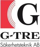 G-Tre Säkerhetsteknik AB logo