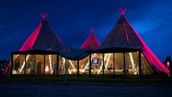 Tentipi tält   Explore Luleå