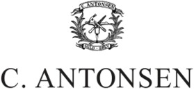 C. Antonsen Guld- og Sølvsmedie logo