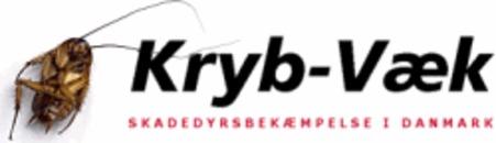Kryb-Væk Skadedyrsbekæmpelse logo