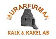 Murarfirman Kalk & Kakel AB logo