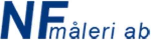 NF måleri ab logo