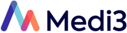 Medi 3 Ulsteinvik logo