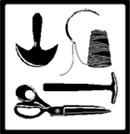Rundbergs Tapetserarverkstad logo
