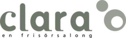 Clara en frisörsalong logo