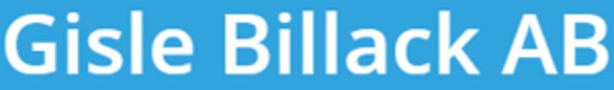 Gisle Billack AB logo