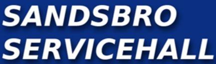 Sandsbro Servicehall logo