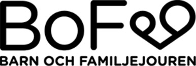 BoF Barn och familjejouren AB logo