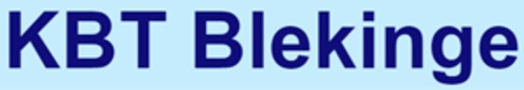 Kbt Blekinge AB logo