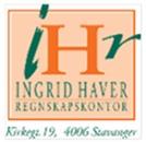 Ingrid Haver Regnskapskontor logo