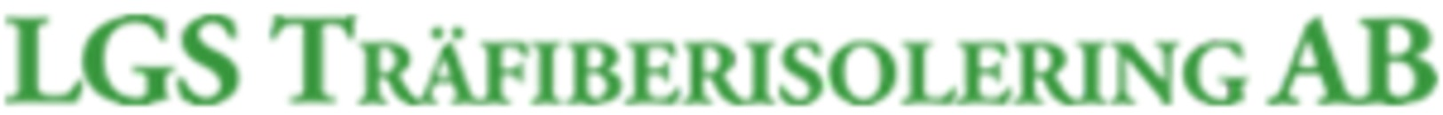 Lgs Träfiberisolering AB logo