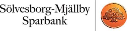 Sölvesborg-Mjällby Sparbank logo