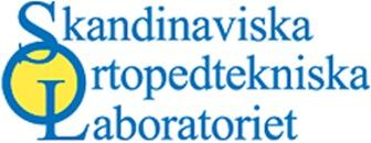 Skandinaviska Ortopedtekniska Laboratoriet (SOL) AB logo