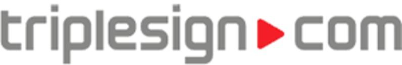 Triple Sign System AB logo