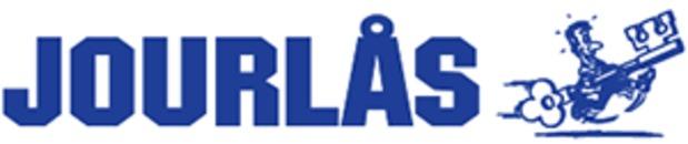 Jourlås Sverige, AB logo