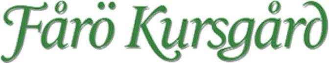 Fårö Kursgård logo