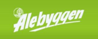 Alebyggen, AB logo