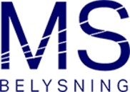 AS Metall-Service / MS Belysning logo