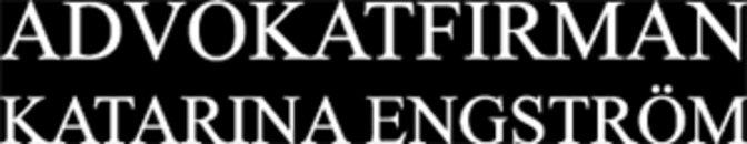 Advokatfirman Katarina Engström logo