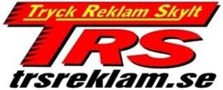 TRS Tryck Reklam Skylt AB logo