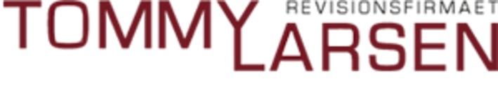 Revisionsfirmaet Tommy Larsen logo