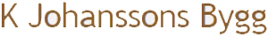 Johansson K, Bygg logo
