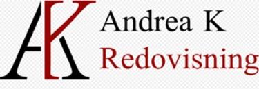 Andrea K Redovisning logo