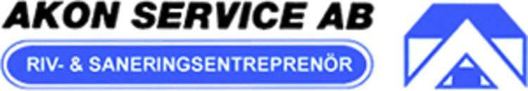 Akon Service AB logo