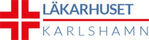 Läkarhuset I Karlshamn logo