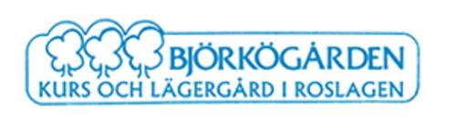 Björkögården logo