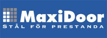 Maxidoor AB logo