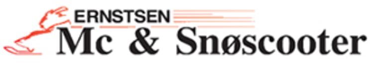 Ernstsen MC & Scooter AS logo