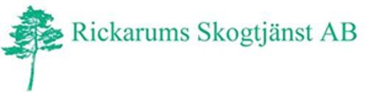 Rickarums Skogstjänst AB logo