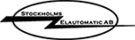 Stockholms Elautomatic AB logo